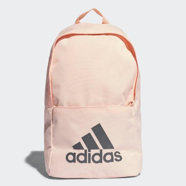 3679bcb170 Classic Backpack Clear Orange   Clear Orange   Night Met. DM7678