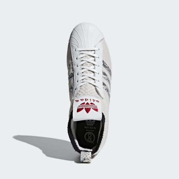 e2dd7fa5cd74 UA SONS Ultra Star Shoes Cloud White   Core Black   Chalk White B37111