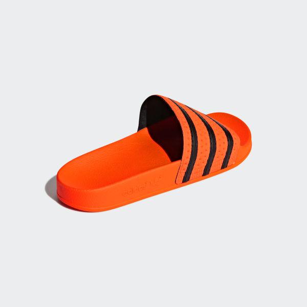 33a206fdb305 Adilette Slides Active Orange   Core Black   Active Orange CM8442