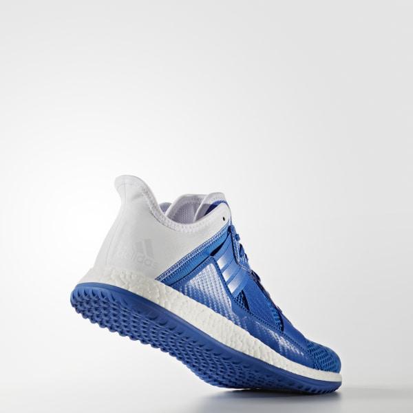 best website 395bb c9c58 Pure Boost ZG Trainer Shoes Blue  Cloud White  Core Black S76726