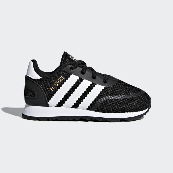1fb8e69f2cf1 N-5923 Shoes Core Black   Cloud White   Grey Three AC8550