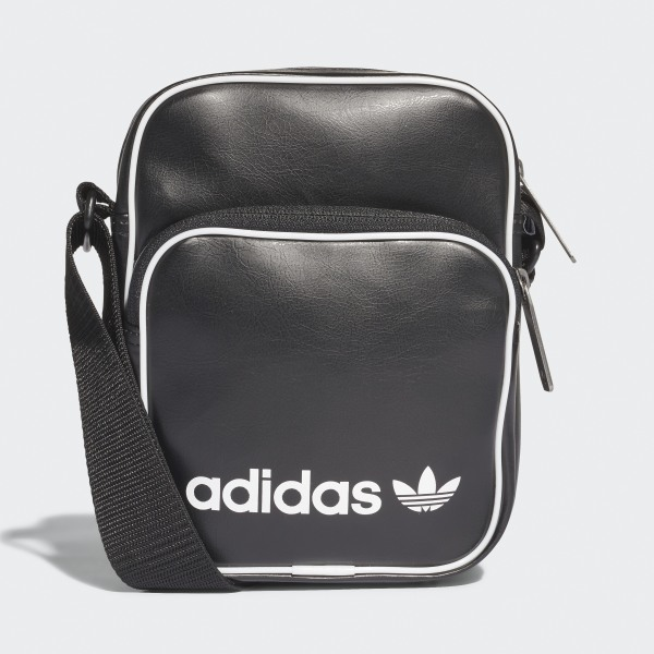 3b3c1c7aed41 adidas Mini Vintage Bag - Black