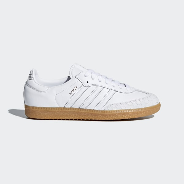 adidas Samba Shoes - White  f215b0a0bd37