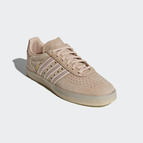 new arrival 708e2 d8ab1 Oyster Holdings adidas 350 Shoes Ash Pearl  Chalk White  Gold Metallic  DB1976