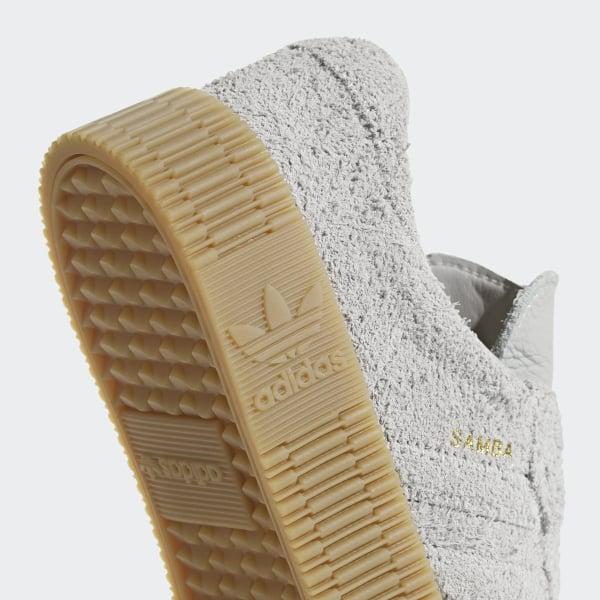 quality design 29301 cf755 Samba Rose Shoes Grey  Grey  Gum B37860