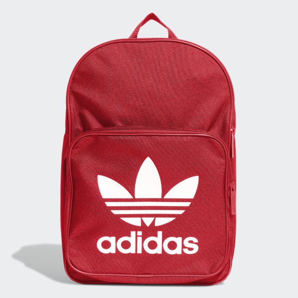 Trefoil Backpack Real Red DQ3157 705a5af057753