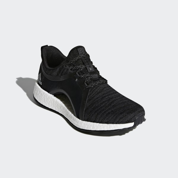 26fc501a2 Pureboost X Shoes Carbon   Silver Metallic   Core Black BY8928