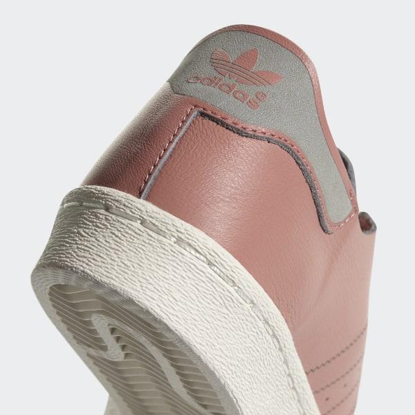 dff6529bfb7 Chaussure Superstar 80s Decon Ash Pink   Ash Pink   Off White CQ2587