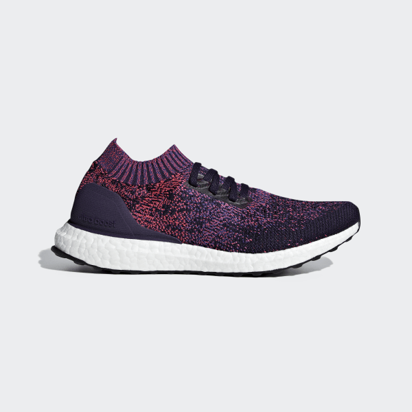 3b6fb3b8ffc90d Ultraboost Uncaged Shoes Legend Purple   Legend Purple   Shock Red B75862