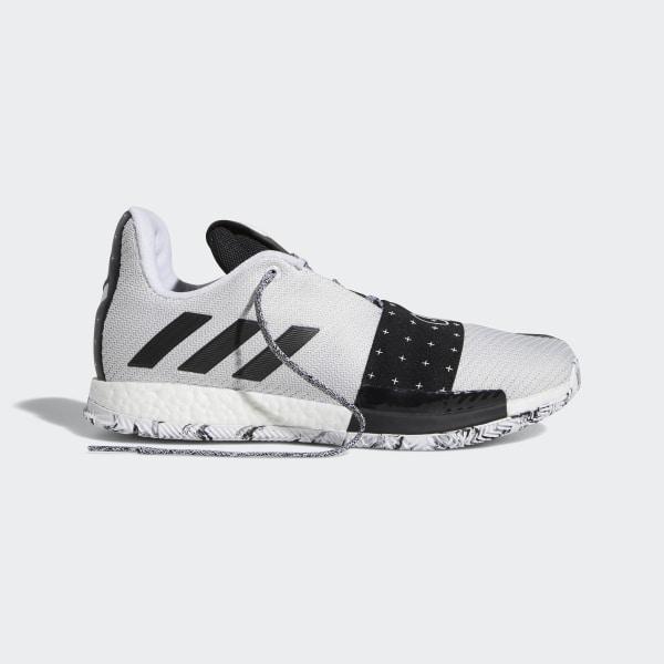 Harden Vol. 3 Shoes Cloud White   Core Black   Light Solid Grey AQ0035 ca64fec97