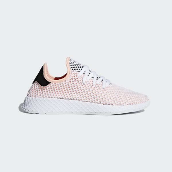 cab4e6a55 Deerupt Runner Shoes Core Black   Core Black   Cloud White B28075