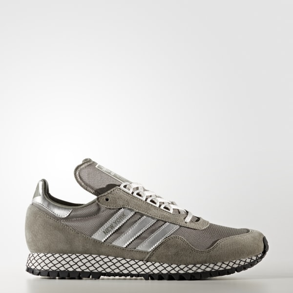 1f335a4b7 New York Shoes Trace Cargo   Silver Metallic   Core Black BY9338