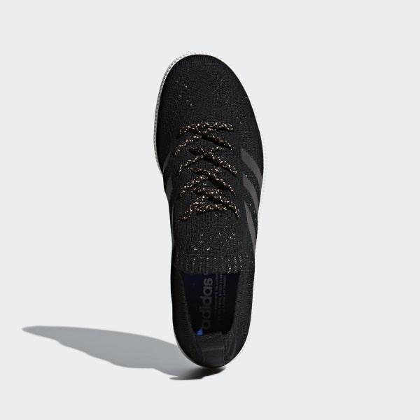 buy online fac55 9791e Samba Sock Primeknit Shoes Core BlackCrystal WhiteBlue B41551