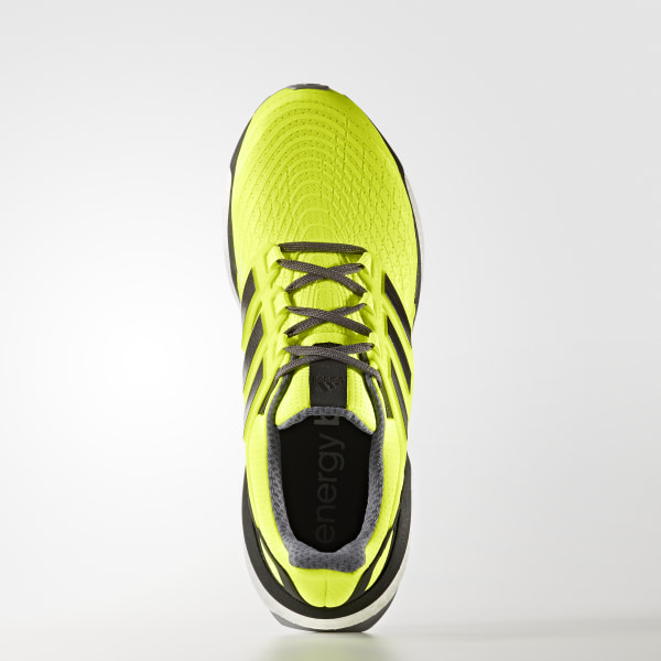 2a614818b Energy Boost Shoes Solar Yellow   Core Black   Grey Four BB3455
