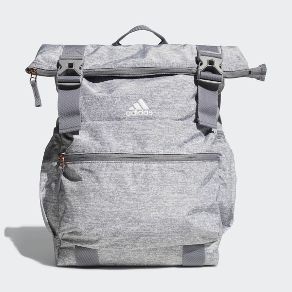 adidas Yola Backpack - Grey  73997c18ace45