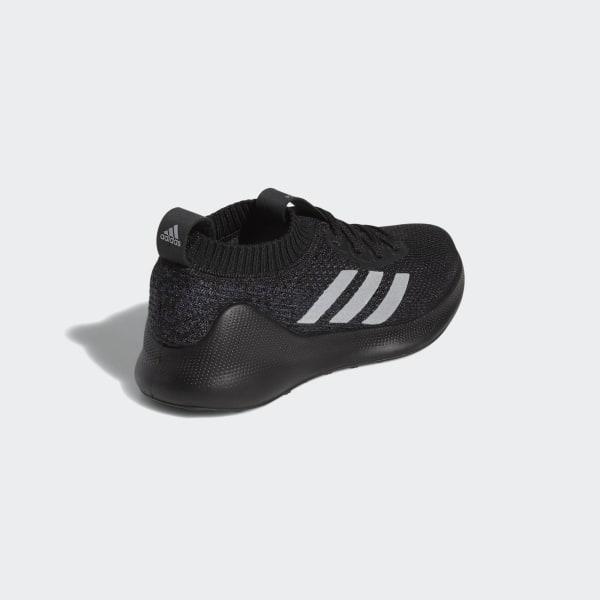 2b84b5f95fdc43 Purebounce+ Shoes Core Black   Silver Metallic   Carbon F33897