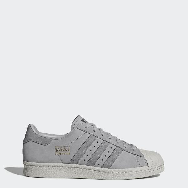 17baf7652729f Superstar 80s Shoes Mid Grey   Grey Three   Mid Grey BZ0208