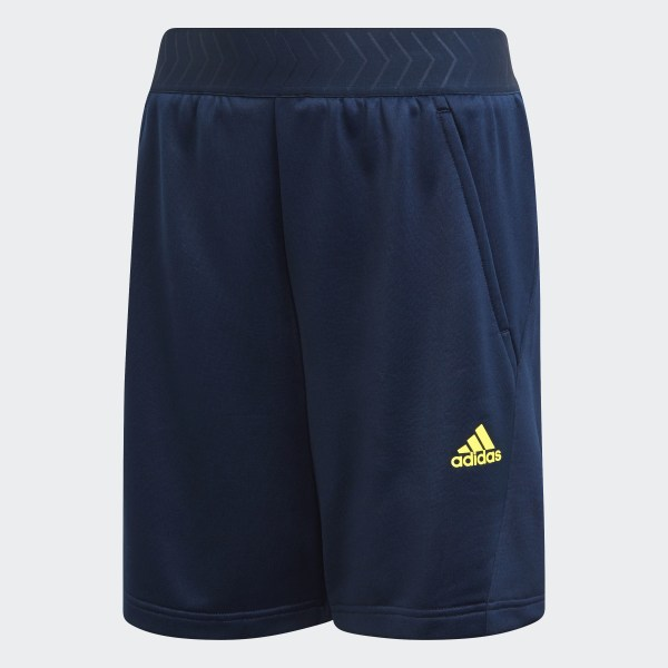 Shorts Messi Collegiate Navy   Solar Yellow DV1327 dd11dad098cf2