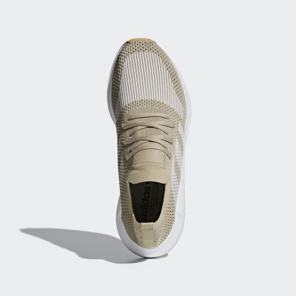 791477f4c5bbf Swift Run Primeknit Shoes Red Gold   Off White   Cloud White CQ2890