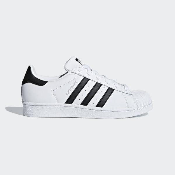 4ef0e648bf7 Sapatos Superstar Ftwr White   Core Black   Soft Vision CM8414