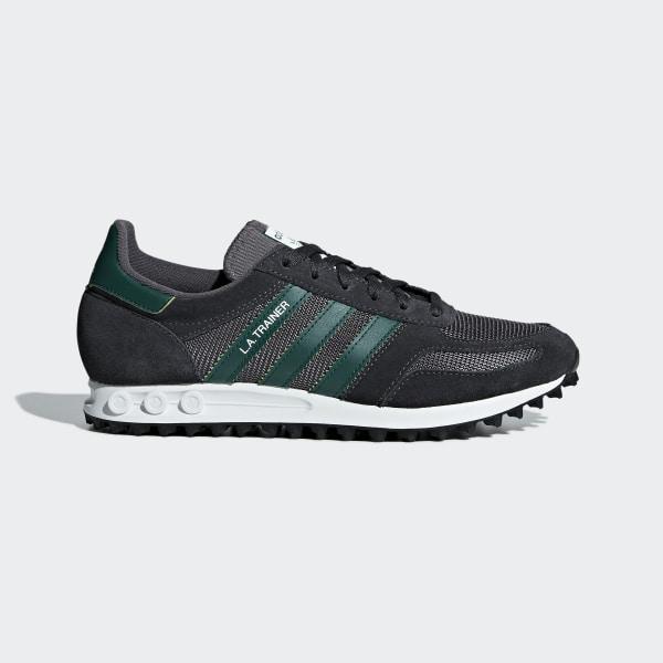 Sapatos LA Trainer Carbon   Collegiate Green   Grey Five B37830 6e736023491a4