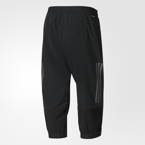 the latest 46d6d 26160 Pants 3 4 Climacool Workout BLACK BK0982