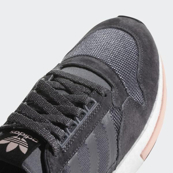 low priced 17b34 e6b29 ZX 500 RM Shoes Grey Five  Ftwr White  Clear Orange B42217