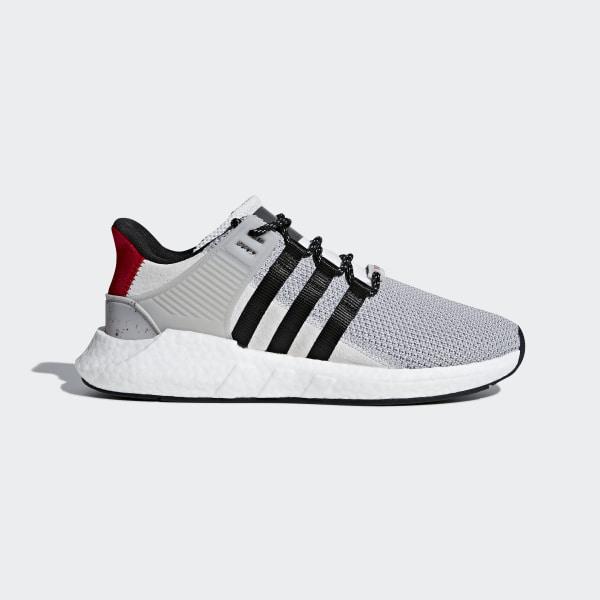 new style 3a9d7 c07cb EQT Support 9317 Shoes Grey TwoCore BlackScarlet CQ2397
