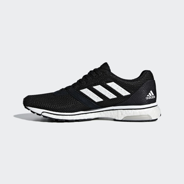 new arrival 8931f b0c16 Chaussure Adizero Adios 4 Core Black  Ftwr White  Core Black B37377