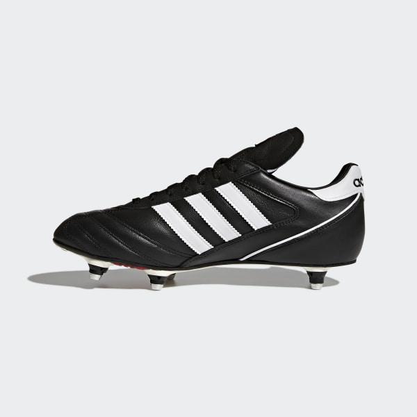 huge selection of 1a9c2 67d3f Scarpe da calcio Kaiser 5 Cup Black   Footwear White   Red 033200