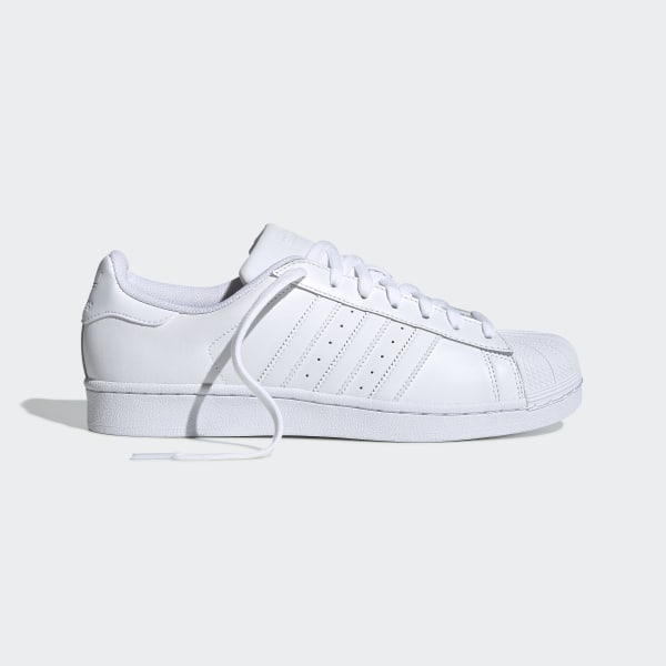 c43bf8ad2 adidas Superstar Foundation Shoes - White