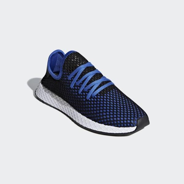 3acde67bb536a Deerupt Runner Shoes Hi-Res Blue   Hi-Res Blue   Core Black B41764
