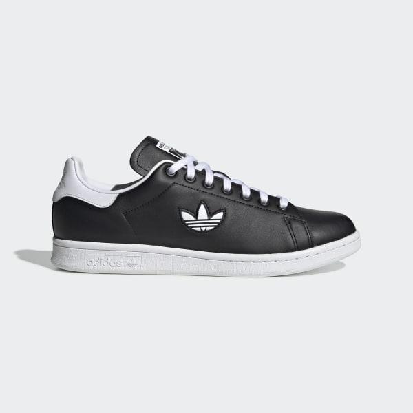 1d38ae5b0b9 Sapatos Stan Smith Core Black   Ftwr White   Core Black BD7452
