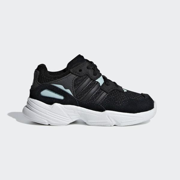 6c844cb75 Yung-96 Shoes Core Black   Core Black   Clear Mint F34286