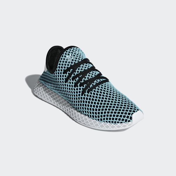 Deerupt Runner Parley Shoes Turquoise Core Black Blue Spirit CQ2623 cc98cbb33