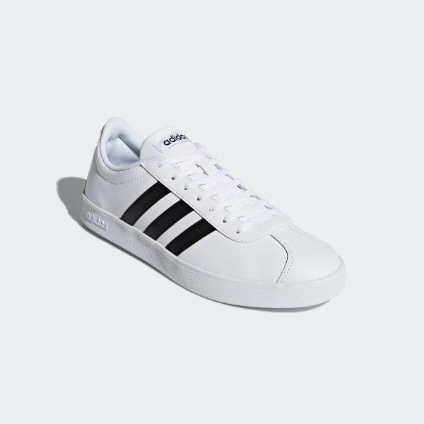 best sneakers e5406 97a7d Scarpe VL Court 2.0 Ftwr White   Core Black   Core Black DA9868