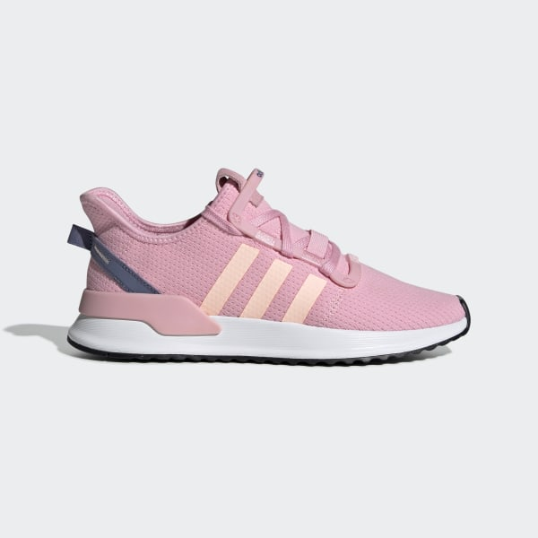 51f20ab305e289 adidas U Path Run Shoes - Pink