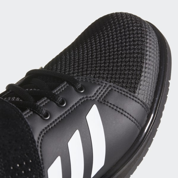 06e36e52f01 Power Perfect 3 Shoes Core Black Ftwr White Matte Gold BB6363