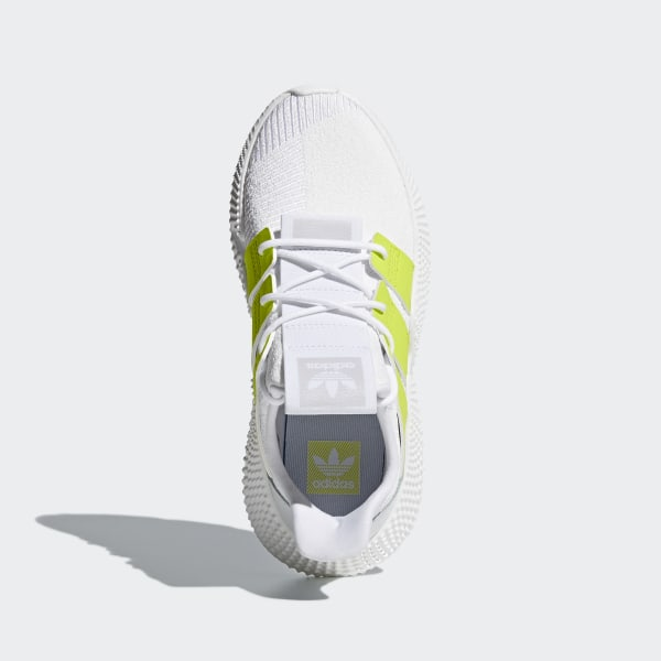 reputable site dc965 a6e9b Prophere Shoes Ftwr White   Semi Solar Yellow   Crystal White B37659