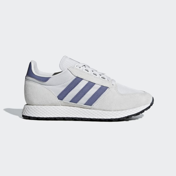 3d5d39e82 adidas Forest Grove Shoes - White