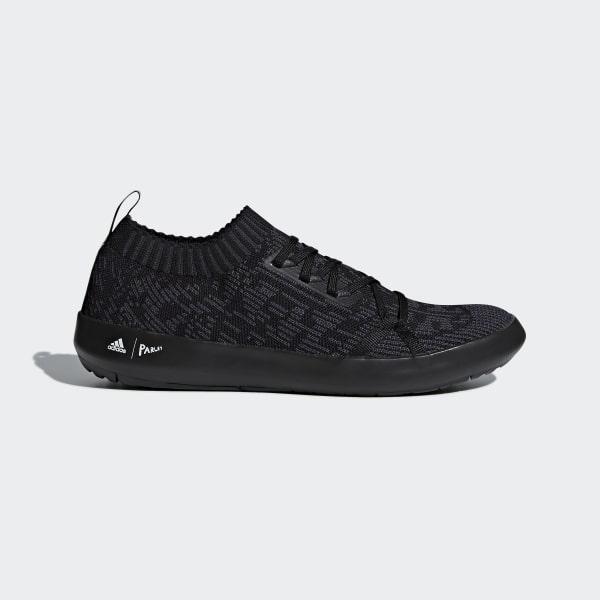 42234f881 TERREX Parley DLX Boat Shoes Legend Earth   Raw Khaki   Core Black DB1162