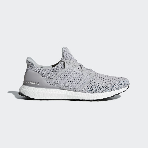 62ea48bd6 Ultraboost Clima Shoes Grey Two   Grey Two   Real Teal BY8889
