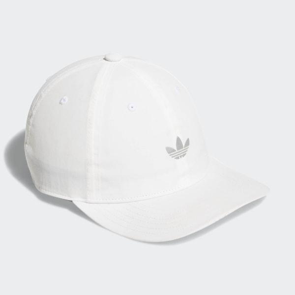Relaxed Modern 2 Strap-Back Hat Core White CI7687 970f119f0b0
