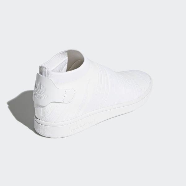 aaeaf07432a0 Stan Smith Sock Primeknit Shoes Ftwr White   Ftwr White   Ftwr White CQ2902