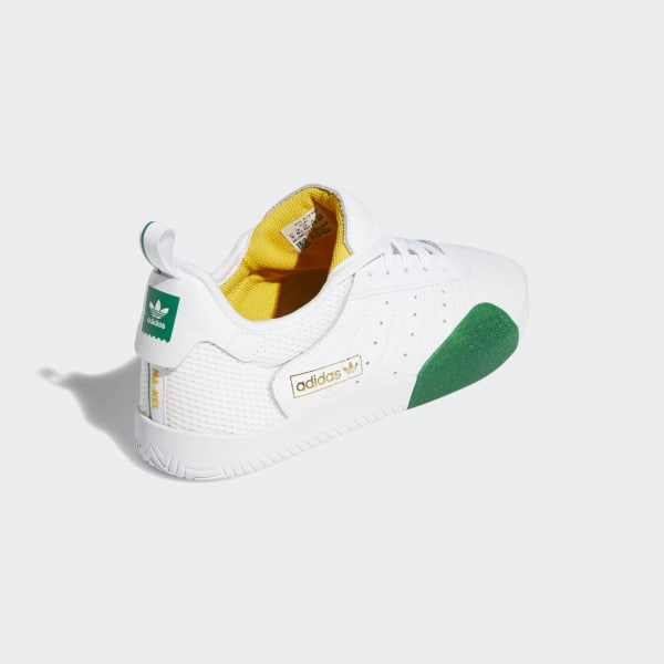 quality design 747b8 4d0ec 3ST.003 Shoes Cloud White  Bold Green  Bold Gold G27787