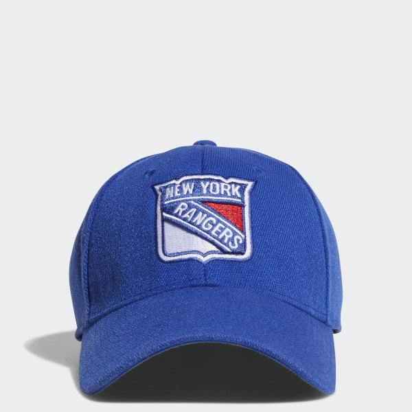 adidas Rangers Structured Flex Cap - Blue  29ff4e1353e1