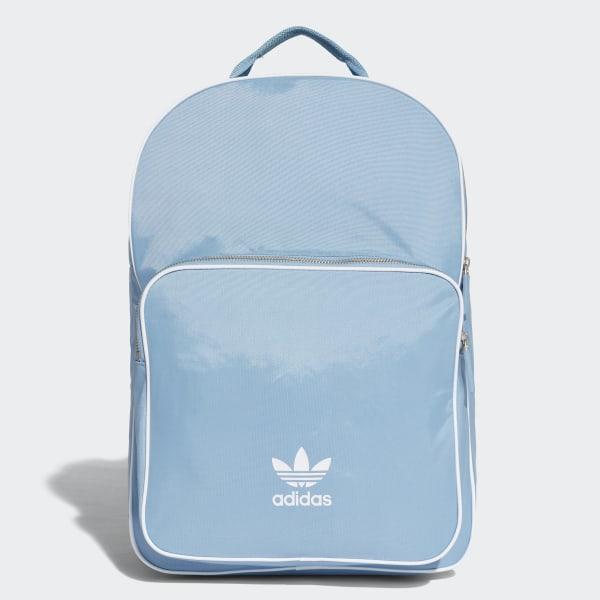Classic Backpack Ash Blue CW0631 b9dd7fd60
