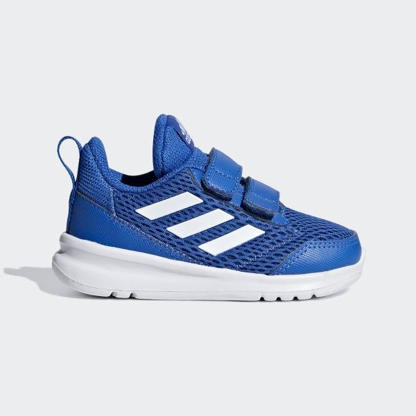 22d88de0fd23 AltaRun Shoes Blue   Ftwr White   Blue CG6818