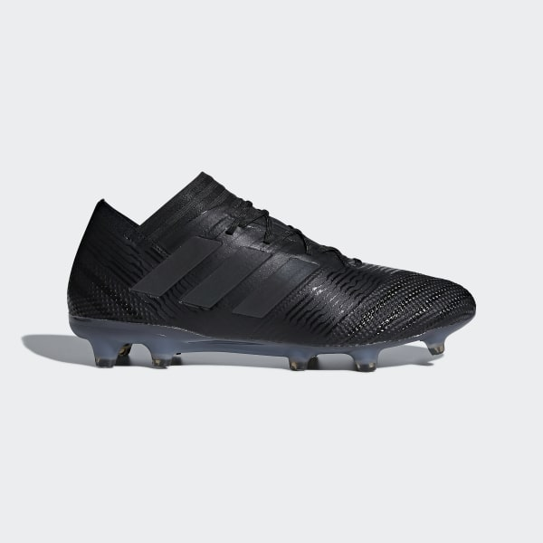 Nemeziz 17.1 Firm Ground Boots Core Black Core Black Hi-Res Green CP8934 80d20a9cff6f0
