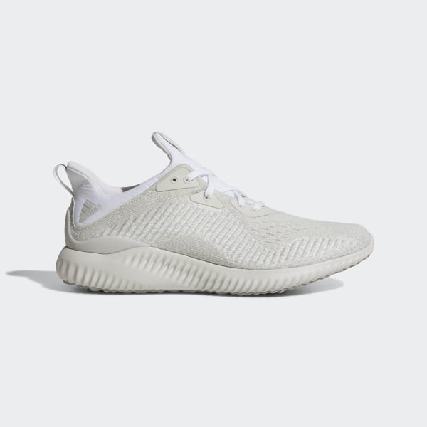 a6cff4f9cde Alphabounce EM Shoes Cloud White   Silver Metallic   Off White DB1092